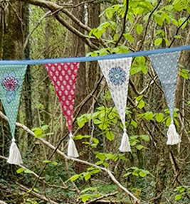 Bunting for Party